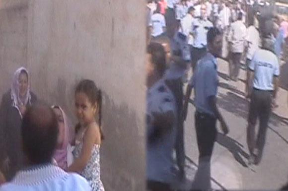 Suriye'den HAVAN TOPU düştü.!!!!