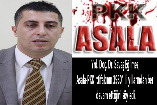 Eğilmez PKK-ASALA ilişkisini açıkladı