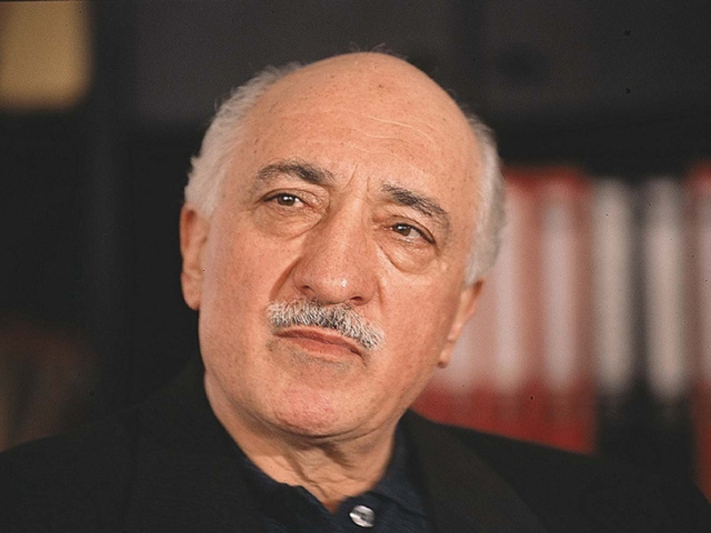 Gülen'den o filme tepki
