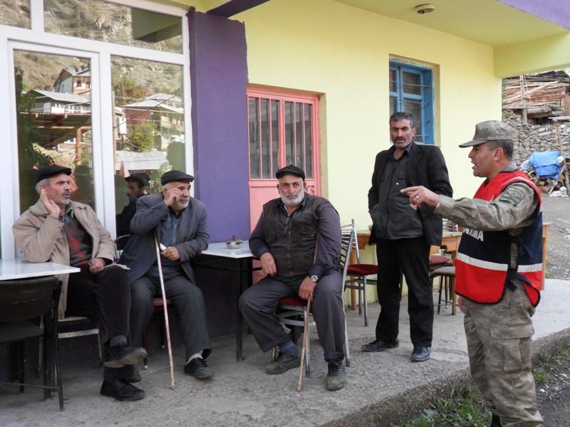 Jandarma'dan 'Hırsızlık' uyarısı