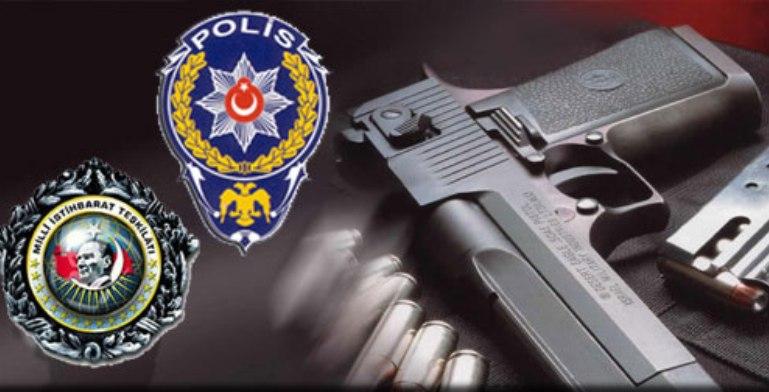 Polis'ten MİT'çiye 5 kurşun