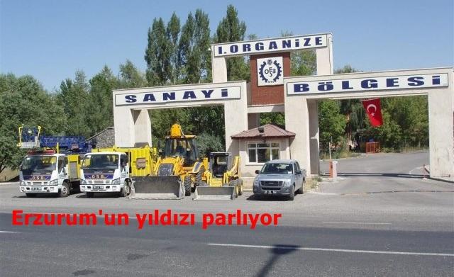 Erzurum'a yatırımcıların ilgisi artıyor