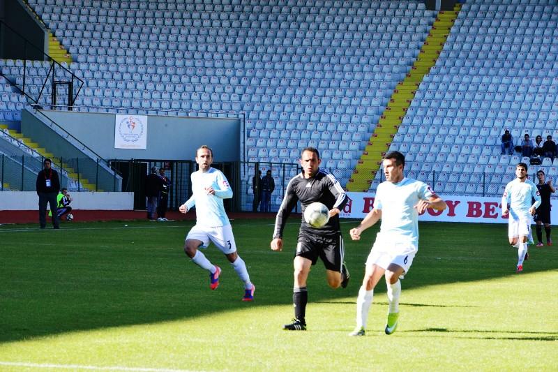 Yakutiyespor evinde mağlup 1-3