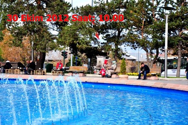 Erzurum'da pastırma yazı