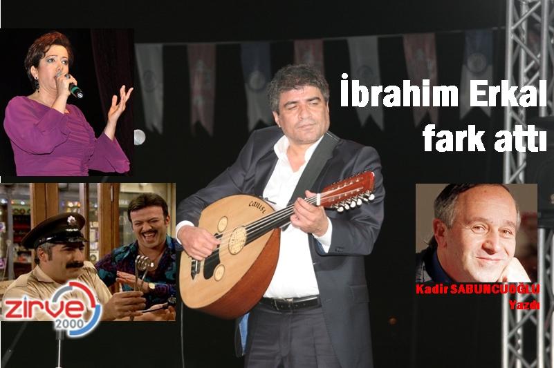 Anketten İbrahim Erkal çıktı