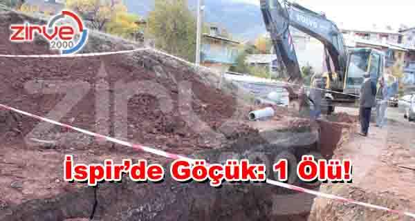 Enkaz Altında Kalan İşçi Erzurum'a Sevk Edildi