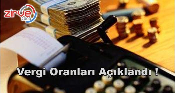 Erzurum'dan 10 ayda 418,1 Milyon TL vergi tahsil edildi
