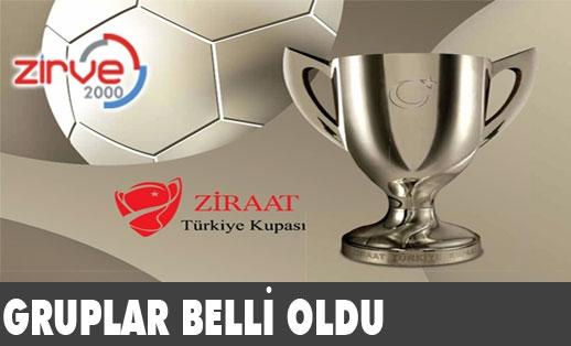 Ziraat Türkiye Kupası…