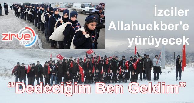 Allahuekber Şehitlerini Anma Milli Bilinç Kampı