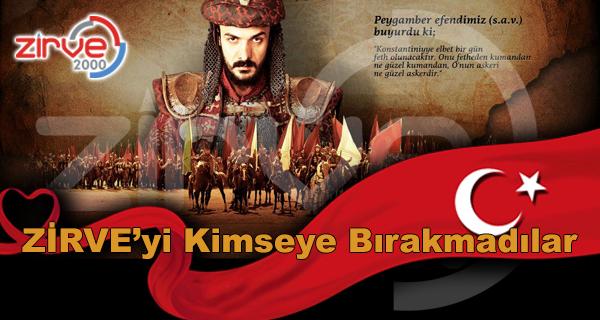 Türklerden Büyük Başarı