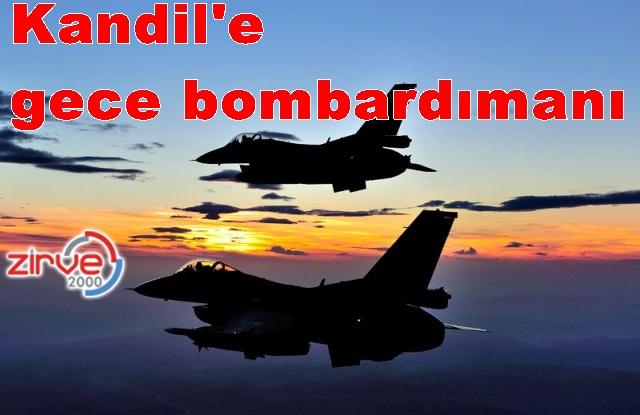 F-16 savaş uçakları havalandı….