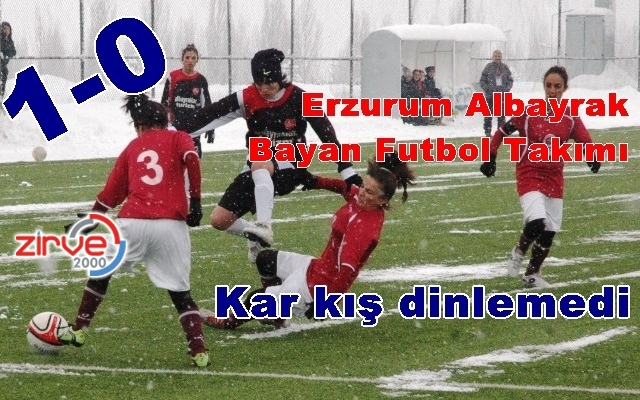 Hakkarigücü Bayan Futbol Takımını yendiler