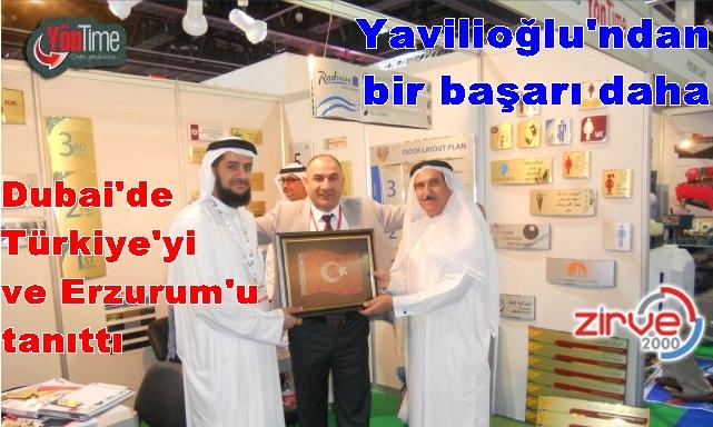 Erzurum'un gururu