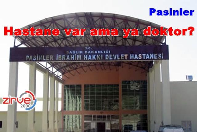 Hastalar Erzurum'a sevk ediliyor