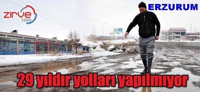 Erzurum'da rezalet…