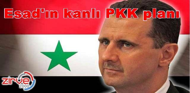 PKK'ya silah temin ediyor
