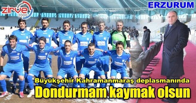 Erzurum maçını Cihan Burgan yönetecek