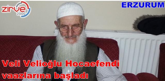 Mehmet Zahit Kotku Camii'nde Erzurumluları'ı bekliyor