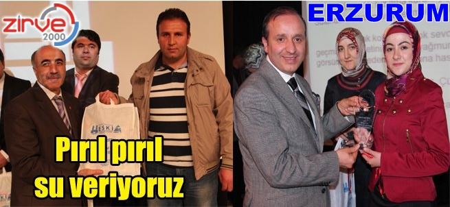 Erzurum su zengini