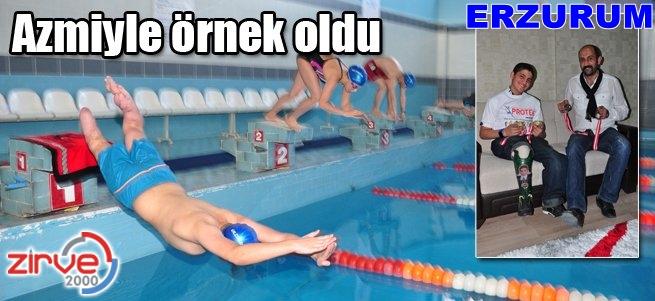 2 altın 1 bronz madalya kazandı