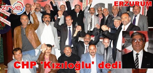 CHP'de ikinci Kızıloğlu dönemi