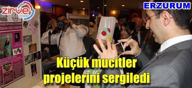Sergi Erzurum'da açıldı