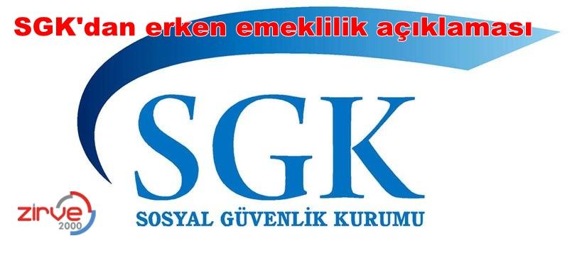 SGK'nın böyle bir kararı yok
