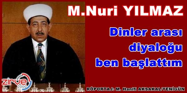 Önce Müslüman mı yoksa Türk mü olmak?
