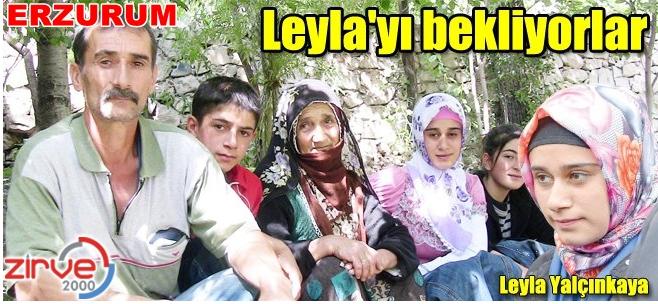 Babası: Leyla'yı çok özledik