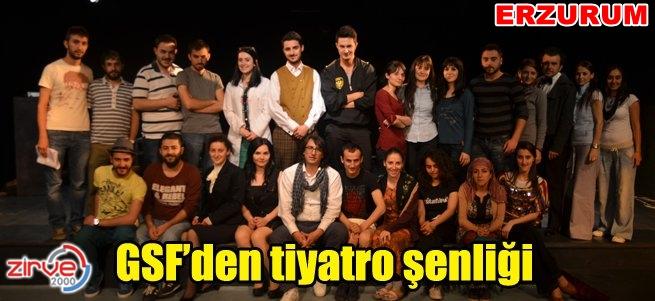 Sanatın okulu: Sahne Sanatları