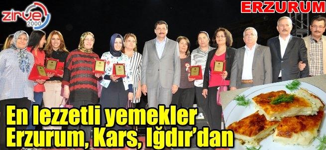 Birinciler, Erzurum, Malatya, Iğdır