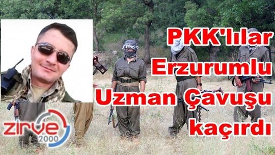 Erzurum'a geliyordu…