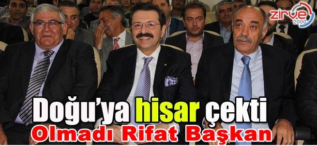 Yönetiminde Erzurum'a yer vermedi