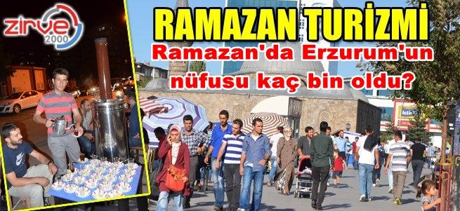 Ramazanda esnafın yüzü güldü