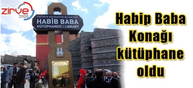 Semt kütüphanesi oldu…