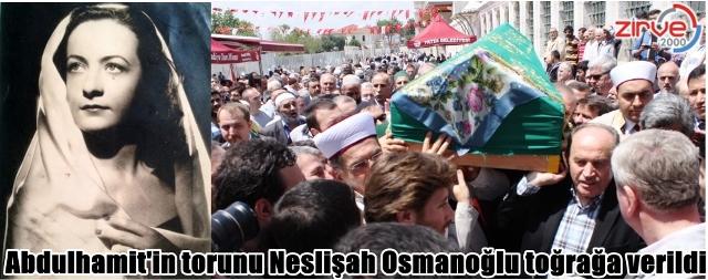 Osmanlı hanedanı buluştu