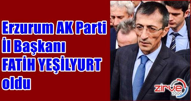 AK Parti'de son dakika gelişmesi