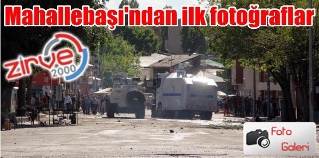 Vatandaşlar taş ve sopalarla saldırdı