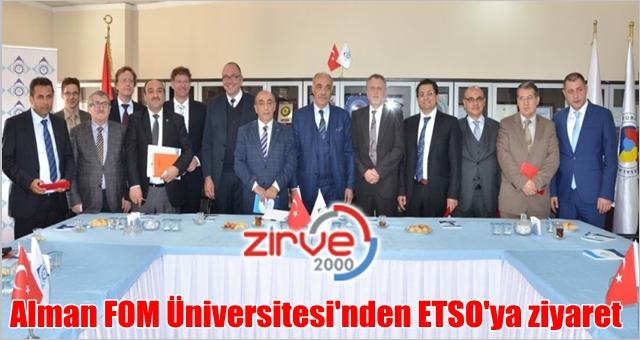 Üniversite-sanayi işbirliği konuşuldu