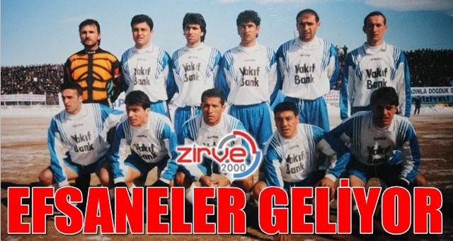 Erzurumspor'a destek verecekler