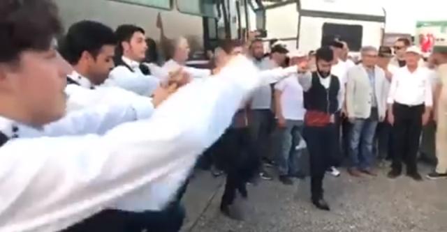 Kılıçdaroğlu'na barlı karşılama…