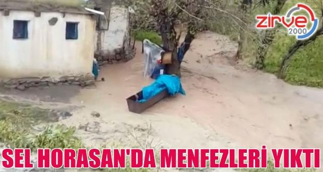 Sel felakete neden oldu