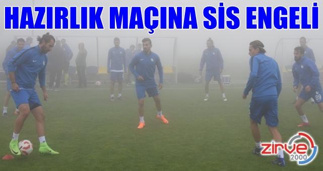 AÇ Giresunspor maçı iptal oldu