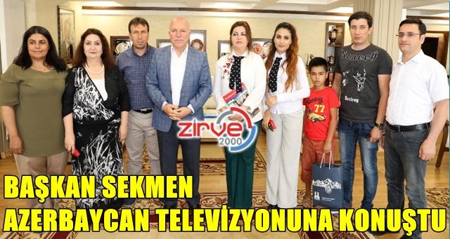 Türkiye ve Azerbaycan arasındaki kardeşliği anlattı