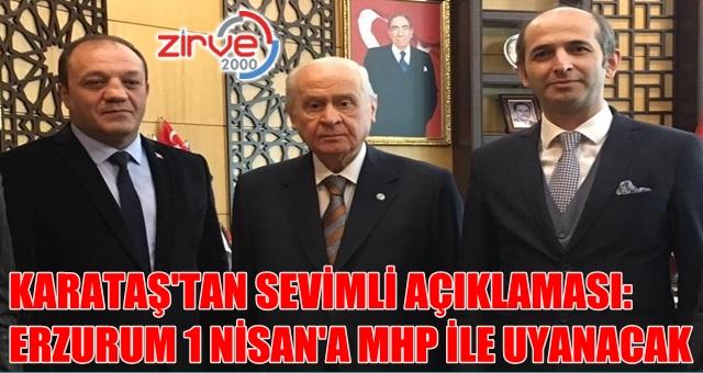 MHP'DE SEVİMLİ SEVİNCİ