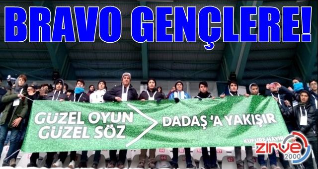 Erzurumlu gençlerden alkışlanacak hareket