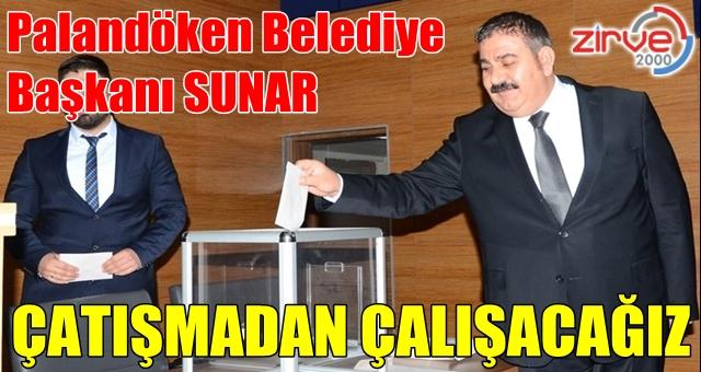 Başkan Sunar net konuştu