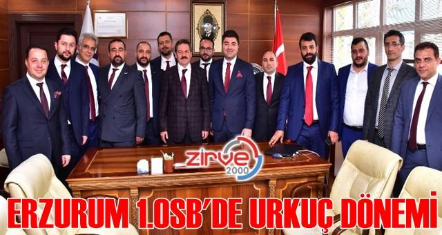 Yeni Başkan Murat Urkuç