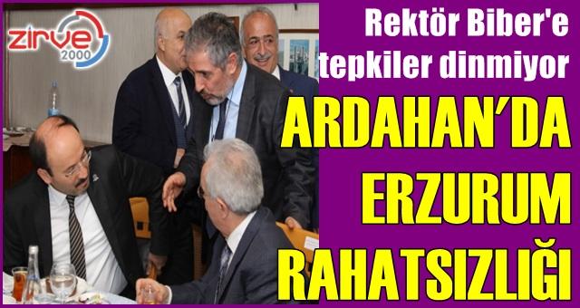 Ardahan'da Erzurum rahatsızlığı