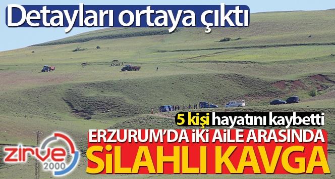 Erzurum'da katliam!